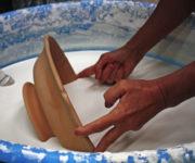 Smaltatura ceramica artistica di Faenza