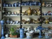 Ceramiche artistiche, vasi-portaombrelli-altro