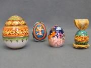 uova pasquali dipinte a mano