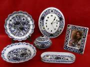 Ceramiche di Faenza dipinte a mano