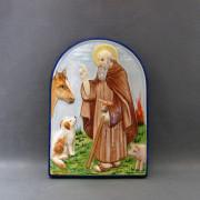Sant'Antonio Abate - Lunetta