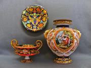 composizione di ceramica Raffaellesco, La Vecchia Faenza