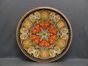 Piatto a raffaellesche, ceramiche di Faenza
