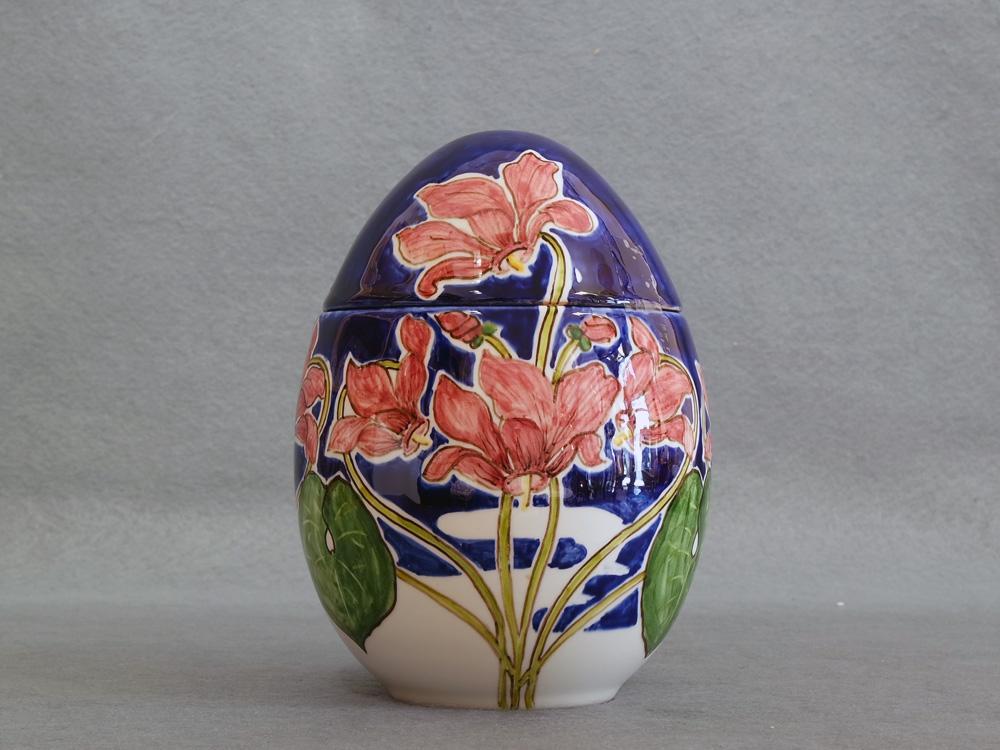 Uova Di Pasqua Ceramica.Novita Uova Di Pasqua Da Collezione La Vecchia Faenza Laura