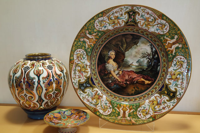 ceramiche raffaellesche di Faenza